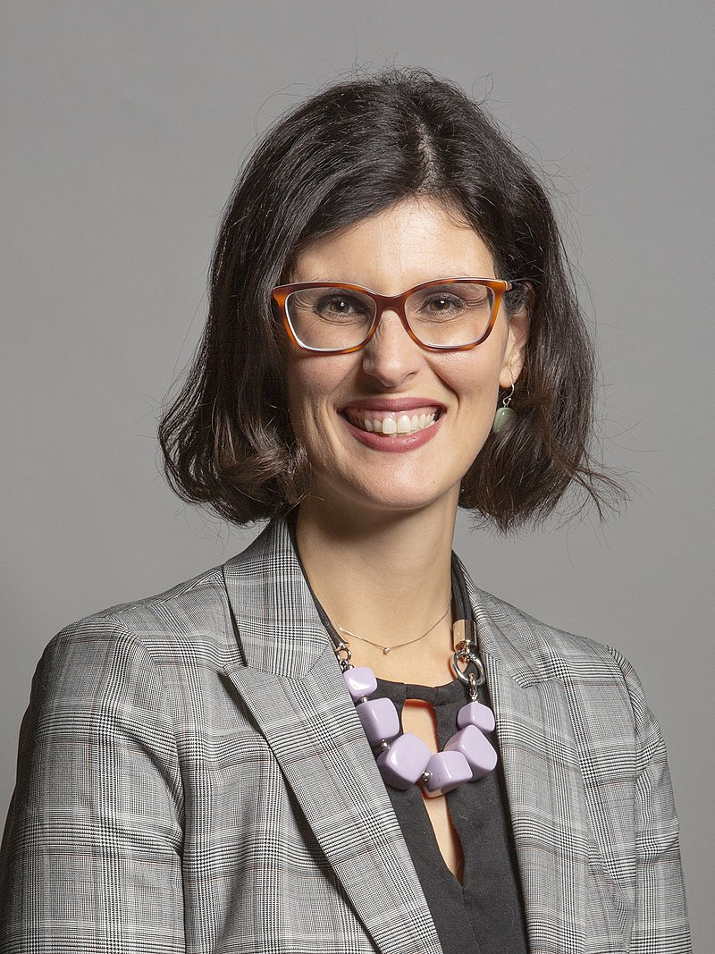 800px Official portrait of Layla Moran MP crop 2
