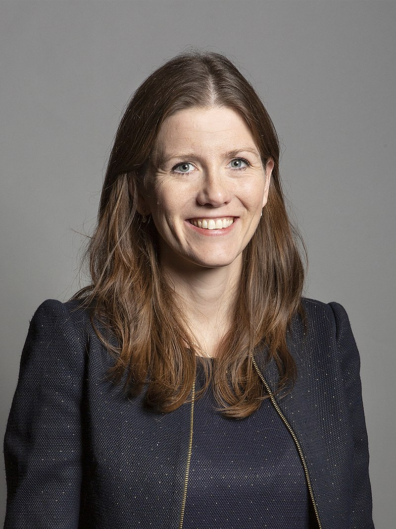 800px Official portrait of Michelle Donelan MP crop 2
